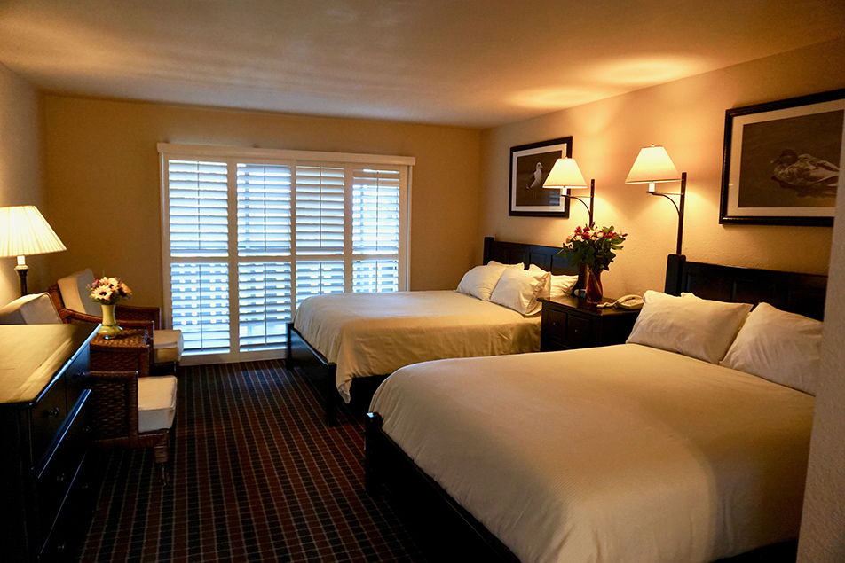 The Olympia Lodge: Pacific Grove Lodging, Inn, Hotels & Motels
