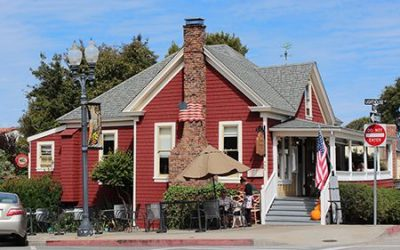 Downtown Pacific Grove